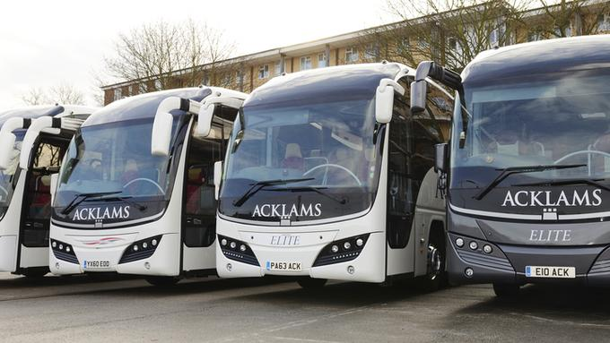 Acklams Corporate Hospitality
