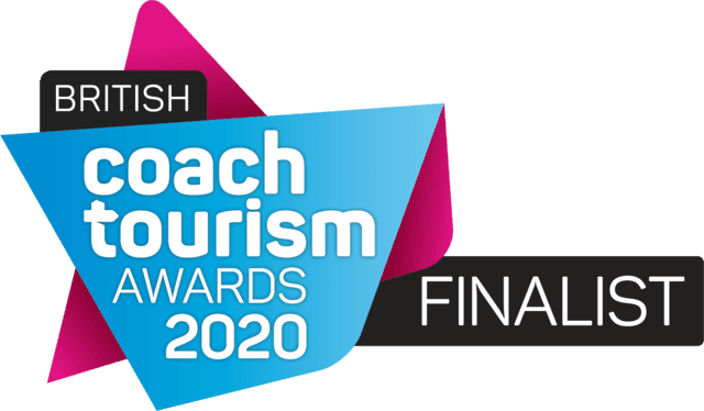British Coach Tourism Awards 2020 finalist